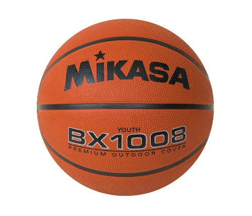 Mikasa BX1000 Premium Rubber Basketball product image