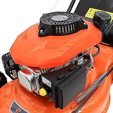 P1PE Hyundai P4100P - Cortacésped de gasolina rotatorio con ...