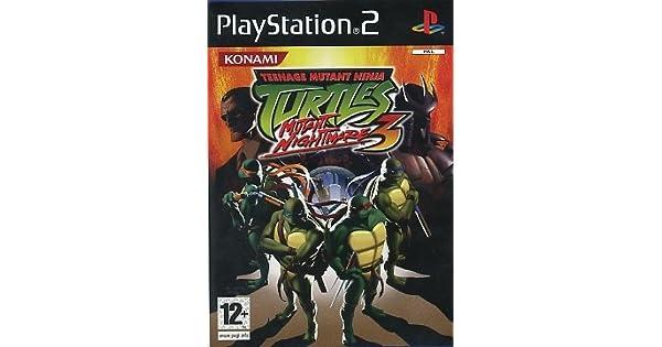 Teenage Mutant Ninja Turtles 3 Mutant Nightmare: Amazon.es ...