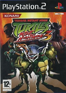 Teenage Mutant Ninja Turtles 3 Mutant Nightmare: Amazon.es ...