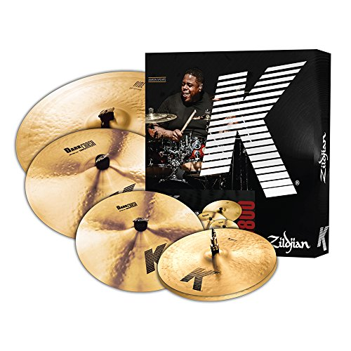 Zildjian K Series Cymbal Set (Cymbal Thin Ride Series)