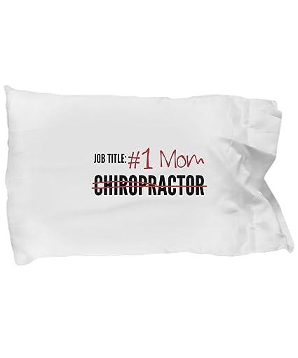 Amazon.com: BarborasBoutique Chiropractor Pillowcase - Best Super ...