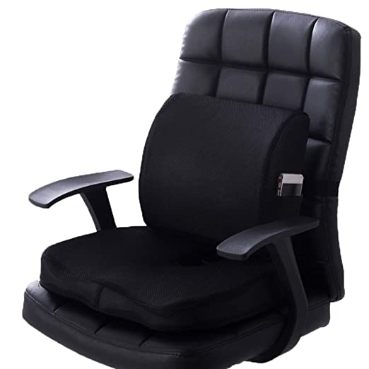 WZFC Cojin Ortopedicos Lumbar & Cojines para sillas | Cojin ...