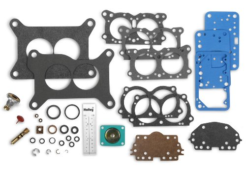 (Holley 37-396 Carburetor Rebuild)