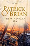 Front cover for the book The Wine-Dark Sea by Patrick O'Brian
