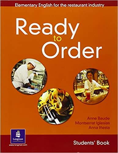 Descargar Novelas Bittorrent Ready To Order. Students' Book De PDF