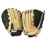 Easton Natural Elite Series 14' Softball Glove -Left throw- Tan/black