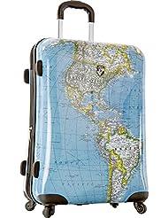 Heys America Journey-Maps 26 Spinner Luggage