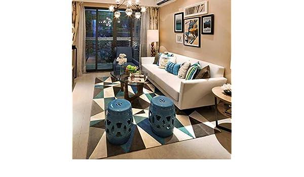 Amazon.com: QZ HOME Carpet Living Room Bedroom Home Simple Modern Soft Thicken Environmental Protection Comfortable Non-Slip No Velvet (Color : T1, ...