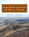 img - for Festschrift in Honor of Max G. Pavesic (Journal of Northwest Anthropology) by Susan Pengilly (2012-09-15) book / textbook / text book