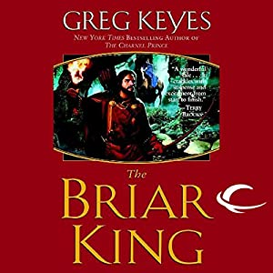 The Briar King Hörbuch