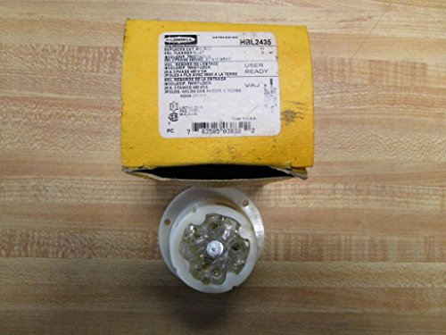 20A Flanged Locking Inlet 3P 4W 480VAC L16-20P - Mara Shop Max
