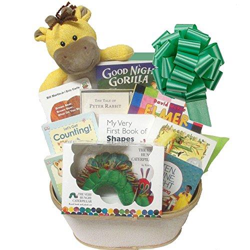 Baby Gift Basket of Books
