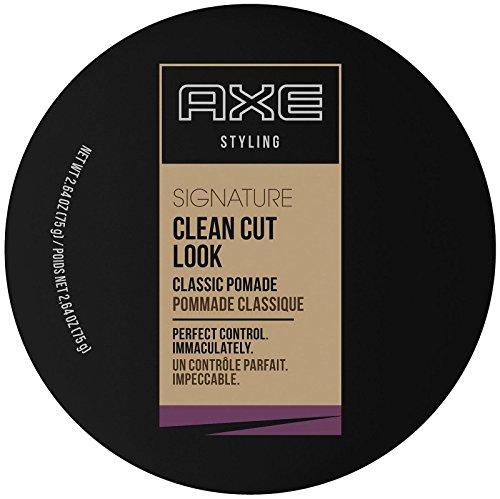 AXE Clean Cut Look Pomade, 2.64 oz