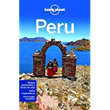 Lonely Planet. Peru