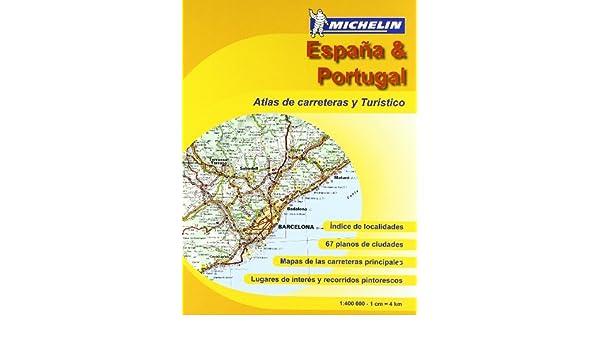 Atlas España Portugal: Amazon.es: Varios Autores: Libros