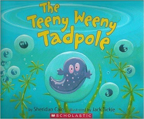 Book The Teeny Weeny Tadpole