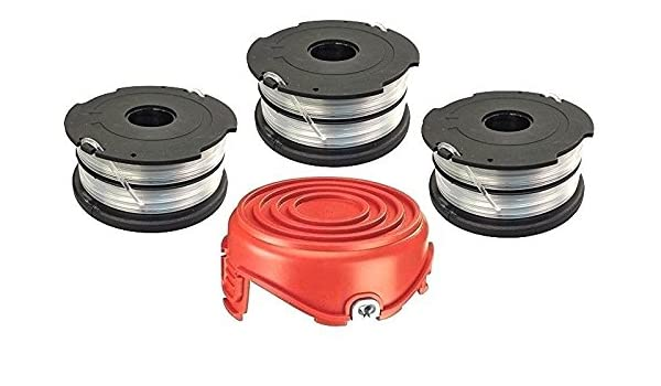 XT Bump Cap® RC-065-P + 3 bobinas de repuesto para Black ...
