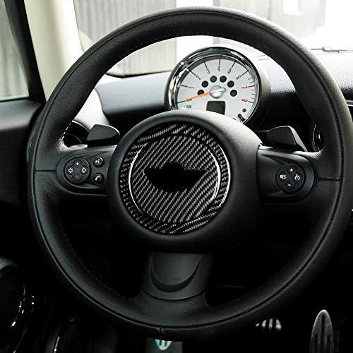 per BMW Mini Cooper S JCW One F54 F55 F56 F60 R60 R61 XLTWKK Coprivolante in Pelle PU Interni Auto