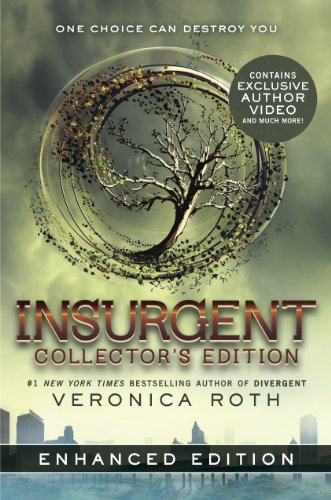 Factions Collectors - Insurgent Collector's Edition (Enhanced Edition) (Divergent Series-Collector's Edition Book 2)