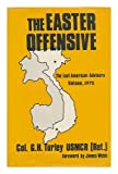 Book cover for The Easter Offensive, Vietnam, 1972