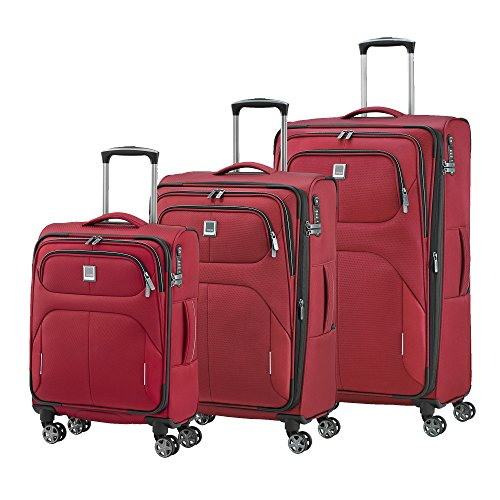 31 Three Light (Titan NONSTOP Spinner Lightweight Set of 3 Luggage 31