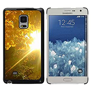 iKiki Tech / Estuche rígido - Sunset Beautiful Nature 83 - Samsung Galaxy Mega 5.8 9150 9152