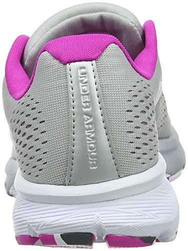 Grey Silver Under metallic Charged 101 Running Shoes Women''s Ua White Graphite Spark W Competition Armour P1qPZrz