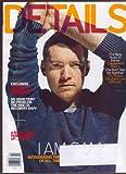 Details Magazine (April, 2010) Featuring: I AM SAM (Worthington)