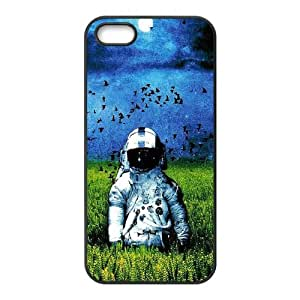 Brand New Deja Entendu Theme Case Cover for iPhone 5/5S- Personalized Hard Cell Phone Back Protective Case Shell-Perfect as gift
