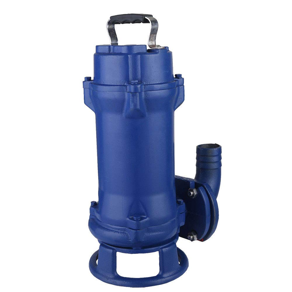Sewage Pump, Pool Pond Flood Submersible Water Pump 1100w 110V Low Energy Consumption for Factories,Hospitals,Residential Sewage Discharges. by GDAE10 (Image #1)