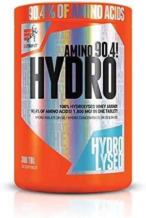 Extrifit Amino Hydro 4000mg Paquete de 1 x 300 Tabletas ...