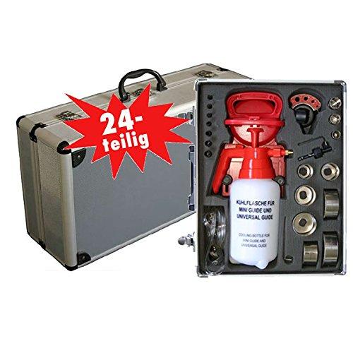 ADT Fliesenbohrkronen-Koffer Set Typ FKS24