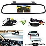 Podofo Wireless Car Backup Camera Kit 4.3