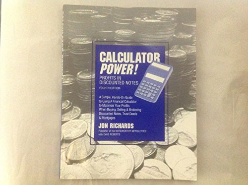 Calculator Power! Profits in Discounted Notes