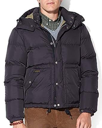 Polo Ralph Lauren Men's Elmwood Down Jacket Hooded XXL at