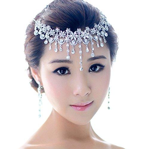 Olici Bridal Wedding/Prom Hair Pins/Headdress Accessories/Party/Girls Bridal Ornaments Ornament S Es ()