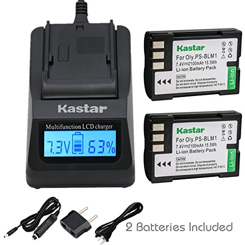 Kastar Ultra Fast Charger(3X faster) Kit + Battery for sale  Delivered anywhere in USA