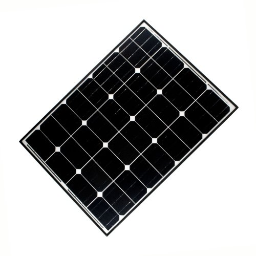 ALEKO SP95W12V 95 Watt 12 Volt Monocrystalline Solar Panel for Gate Opener Pool Garden Driveway Review