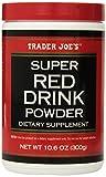 Trader Joe039s Super Red Drink Powder Antioxidant Dietary Supplement 106oz 300g Discount