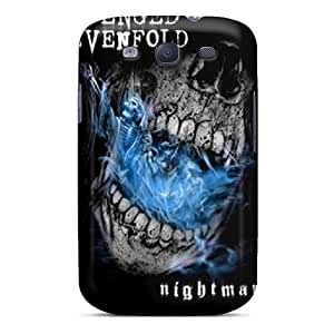 Perfect Hard Cell-phone Case For Samsung Galaxy S3 With Unique Design Vivid Avenged Sevenfold Pattern RudyPugh