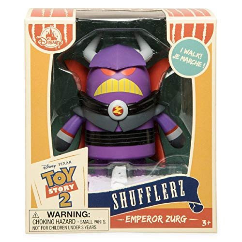 Toy Story Zurg (Disney Emperor Zurg Shufflerz Walking Figure - Toy Story)