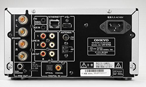 CD Onkyo CR-N765 Black