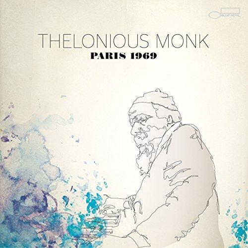Paris 1969 Thelonious Monk