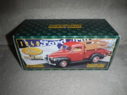 1940 Ford Pickup Truck Die Cast Metal - Truck Pickup Replica