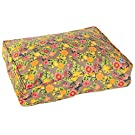 Molly Mutt Dog Bed Cover - Med Dog Bed Cover - Dog Calming Bed - Puppy Bed - Medium Pet Bed - Large Dog Bed Cover - Washable Dogs Bed Cover - Pet Bed with Removable Cover Dog Bed Covers