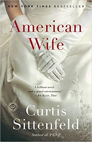 Image result for american wife curtis sittenfeld