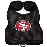 San Francisco 49ers Pet Dog Premium Mesh Vest Harness XL