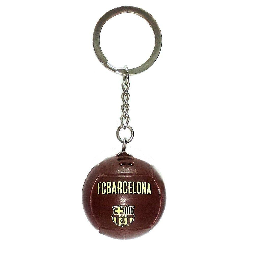 Llavero F.C. Barcelona balón vintage [AB2192]: Amazon.es ...
