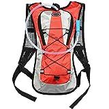 Best Kangaroo Golf Gps - EconoLed Hydration Pack Water Rucksack Backpack Bladder Bag Review